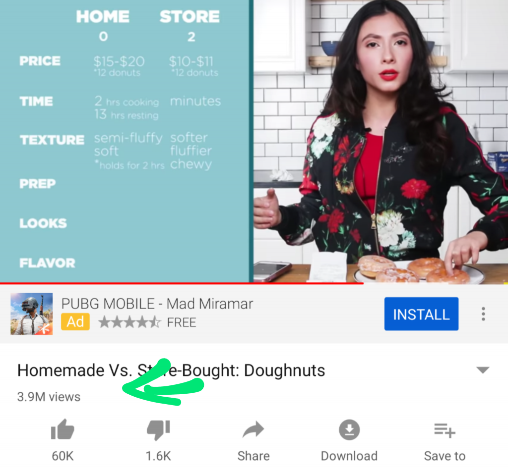 doughnut sell like crazy