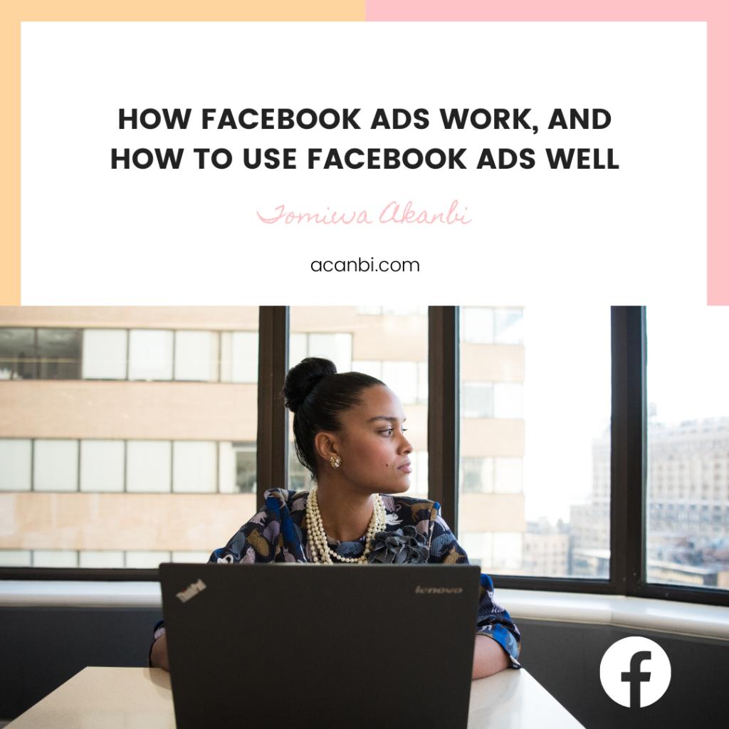 Do facebook ads work